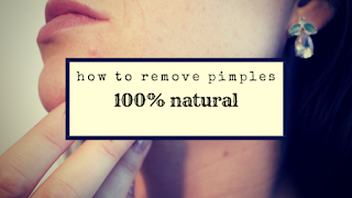 How remove pimples in  | 2018 | tips | 100 % | natural |