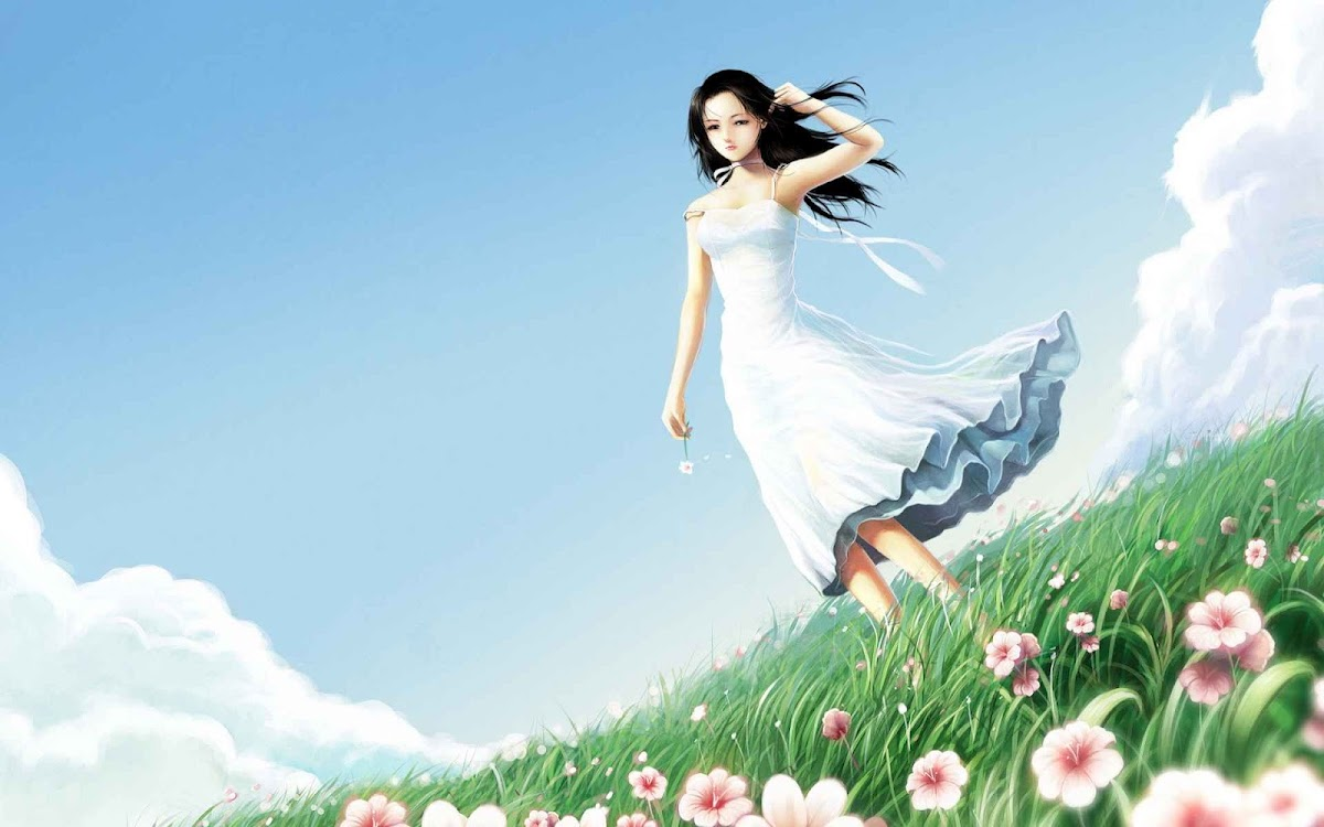 Digital Drawing Widescreen HD Wallpaper 26