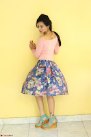 Janani Iyyer in Skirt ~  Exclusive 047.JPG