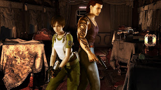 resident evil zero Screenshot 1