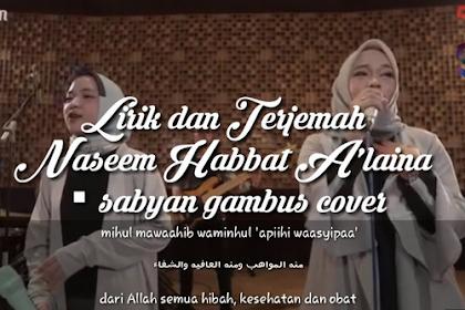 Lirik Nasim Habbat Nissa Sabyan
