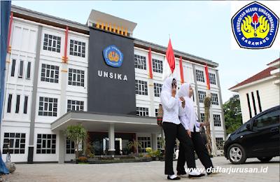 Daftar Fakultas dan Jurusan UNSIKA Universitas Singaperbangsa Karawang