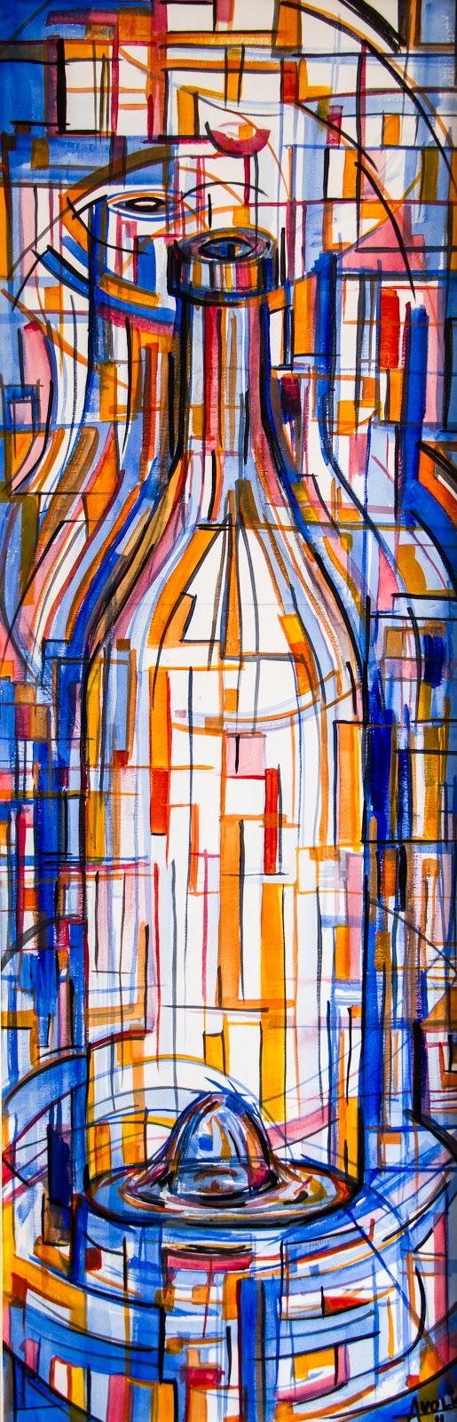 Mathieu AVOLIO, Peintures