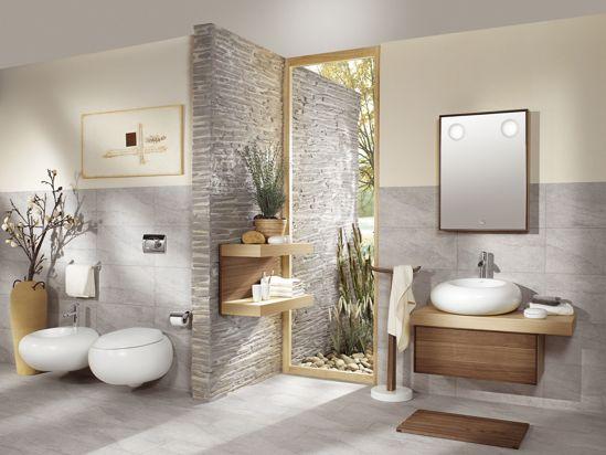 Iluminación natural de baños