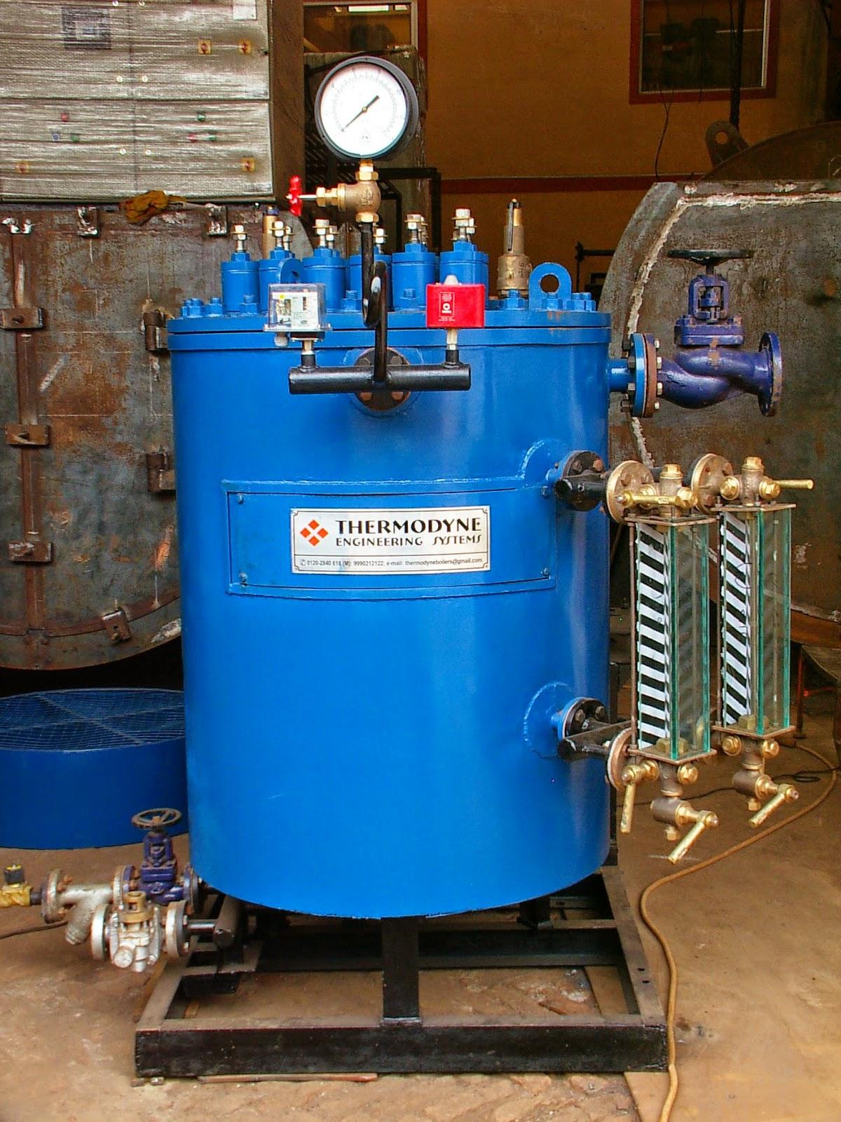 Electrode Boiler- Electra