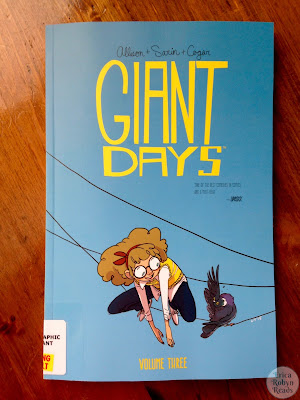 Giant Days, Vol. 3  by John Allison image