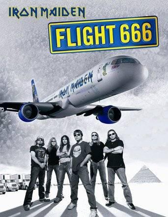 Iron Maiden: Flight 666 (2009) ταινιες online seires xrysoi greek subs