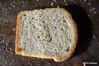 Kromka chleba z semoliny