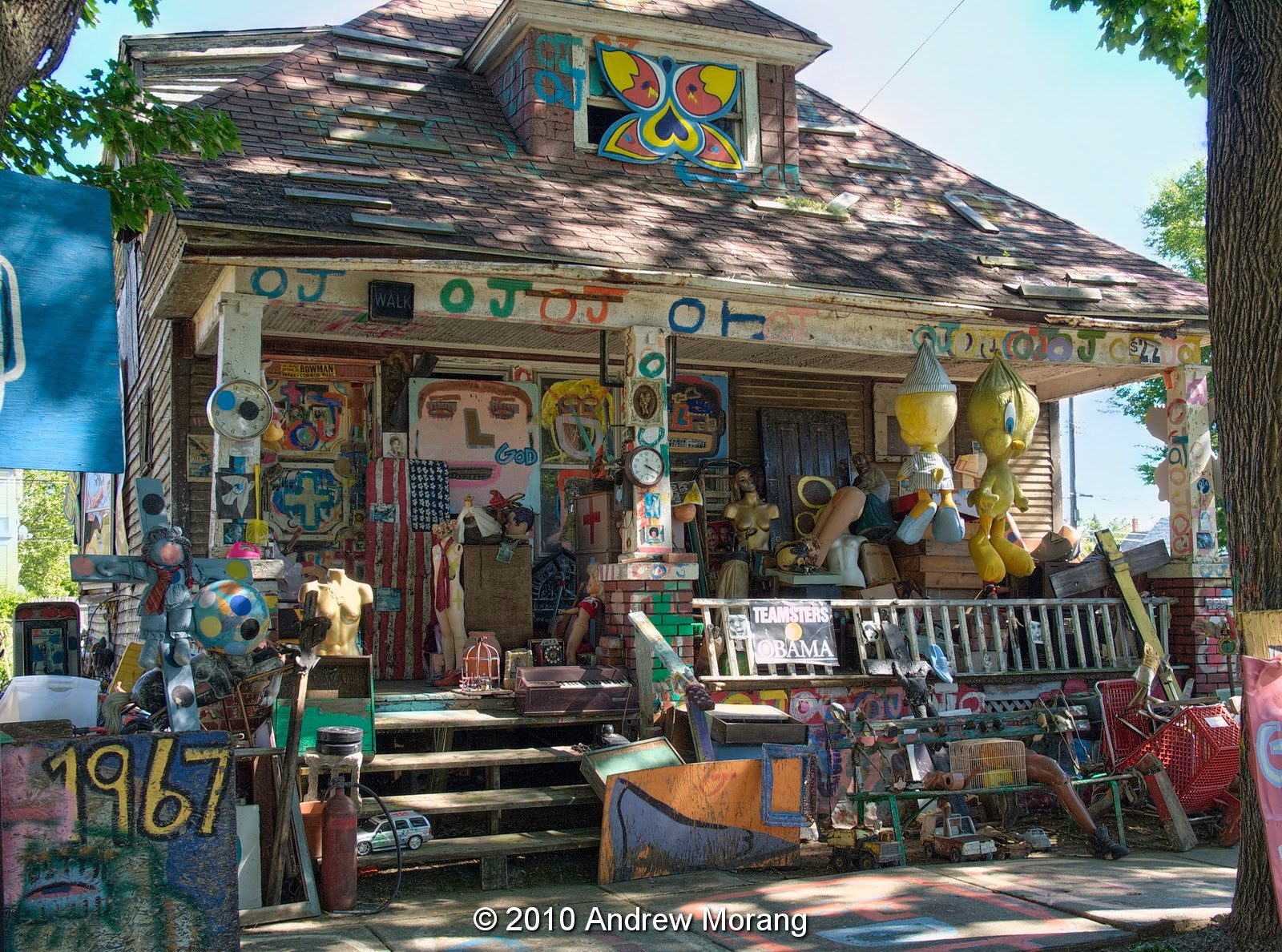 heidelberg project In a huge announcement yesterday, mark stryker of the detroit free press reports that the heidelberg project, detroit's best known public art installation, will be dismantled in the coming.