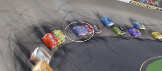 disney pixar cars haul inngas retread screenshot