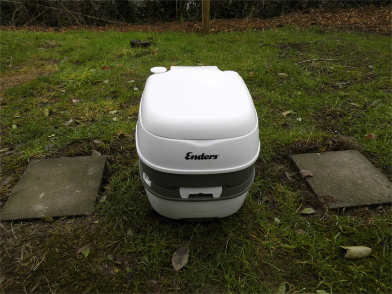 Campingtoilette Enders Deluxe