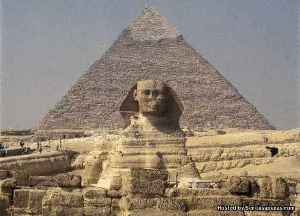 Rahsia Piramid