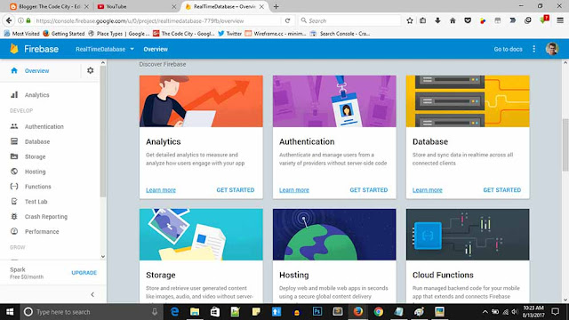 firebase-console-for-new-projects