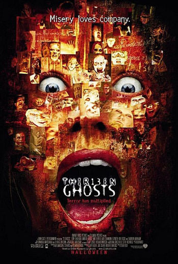 Thir13en Ghosts 2001 Dual Audio