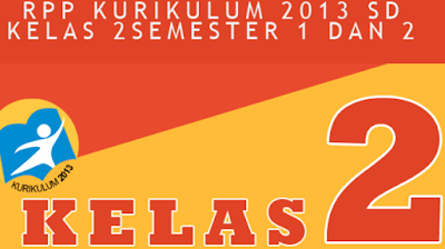RPP Kelas 2 SD/MI Kurikulum 2013 Edisi Revisi 2017
