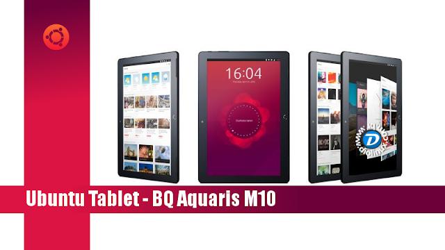 O primeiro tablet com Ubuntu