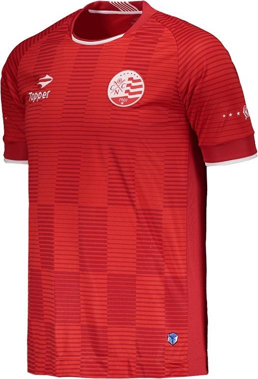 Topper lança a nova terceira camisa do Náutico - Show de Camisas 89c3c736e14d6