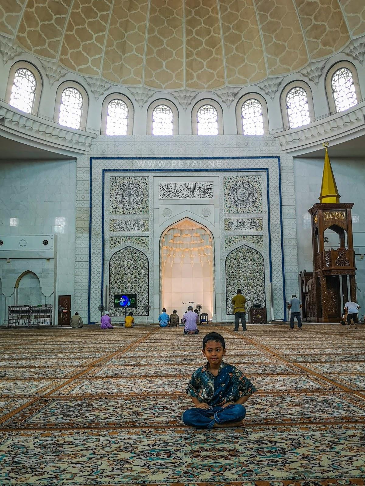 Masjid Wilayah Persekutuan Kuala Lumpur - Imam Hafiz