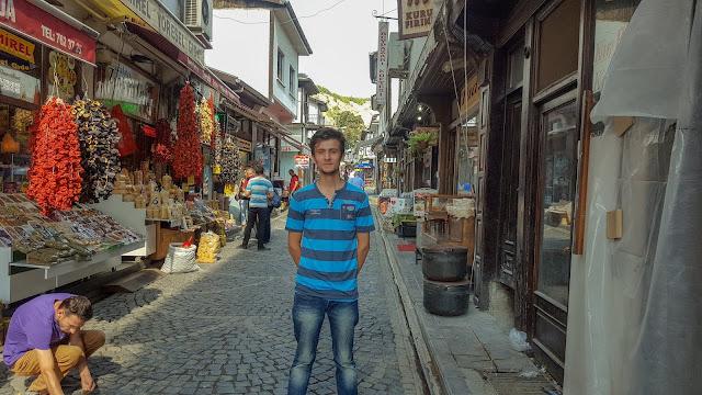 Harun İstenci Ankara Beypazarında...