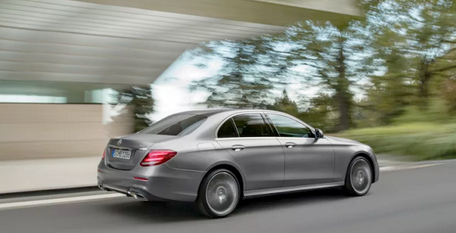 The 2017 Mercedes E-Class will steer itself up to 130 miles per hour reviews