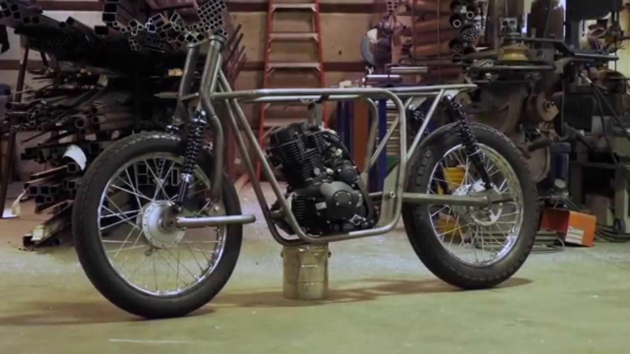 Janus Halcyon 250 Frame Engine