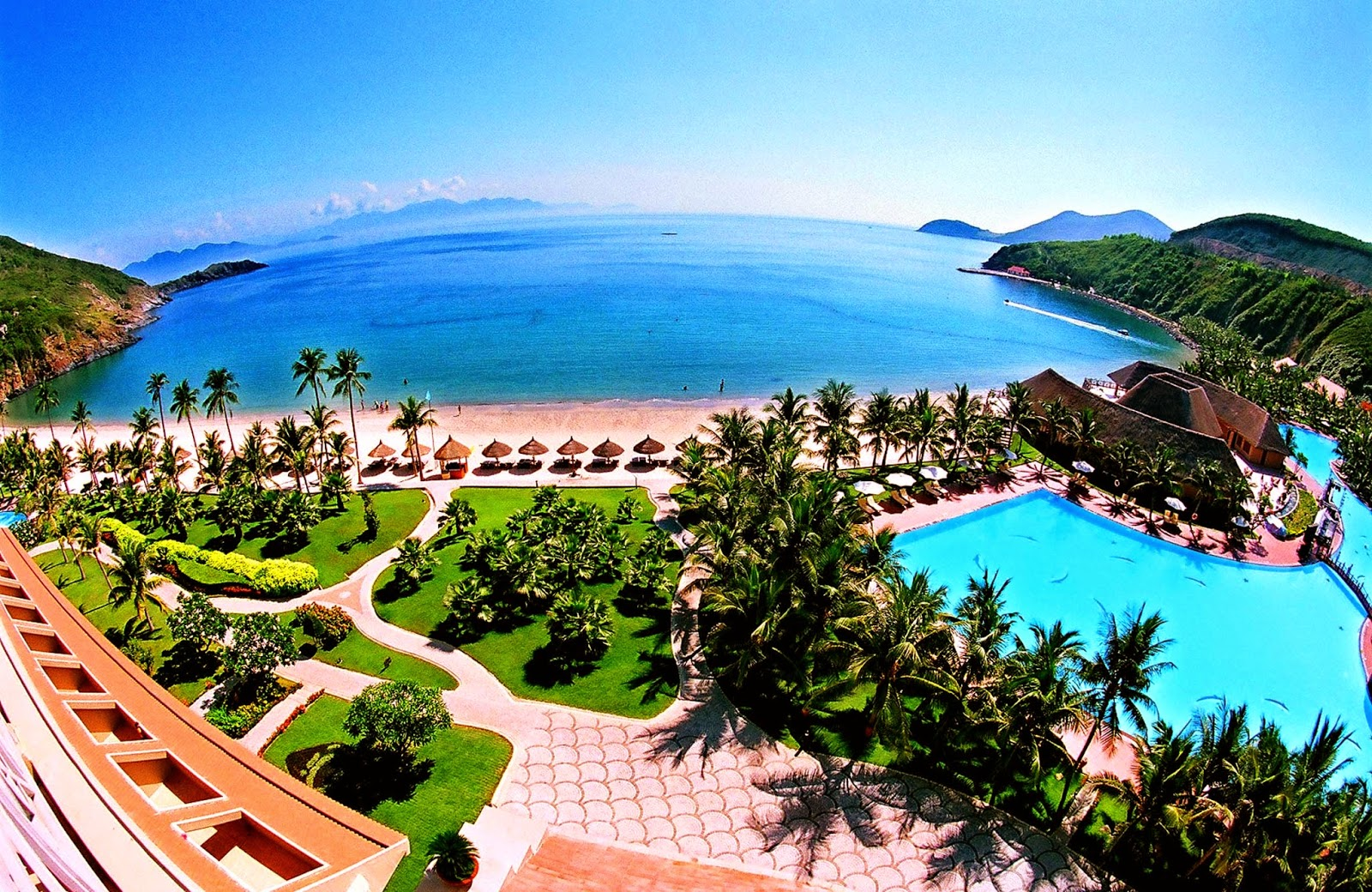 Nha Trang's Vinpearl Land Luxury Resort 1