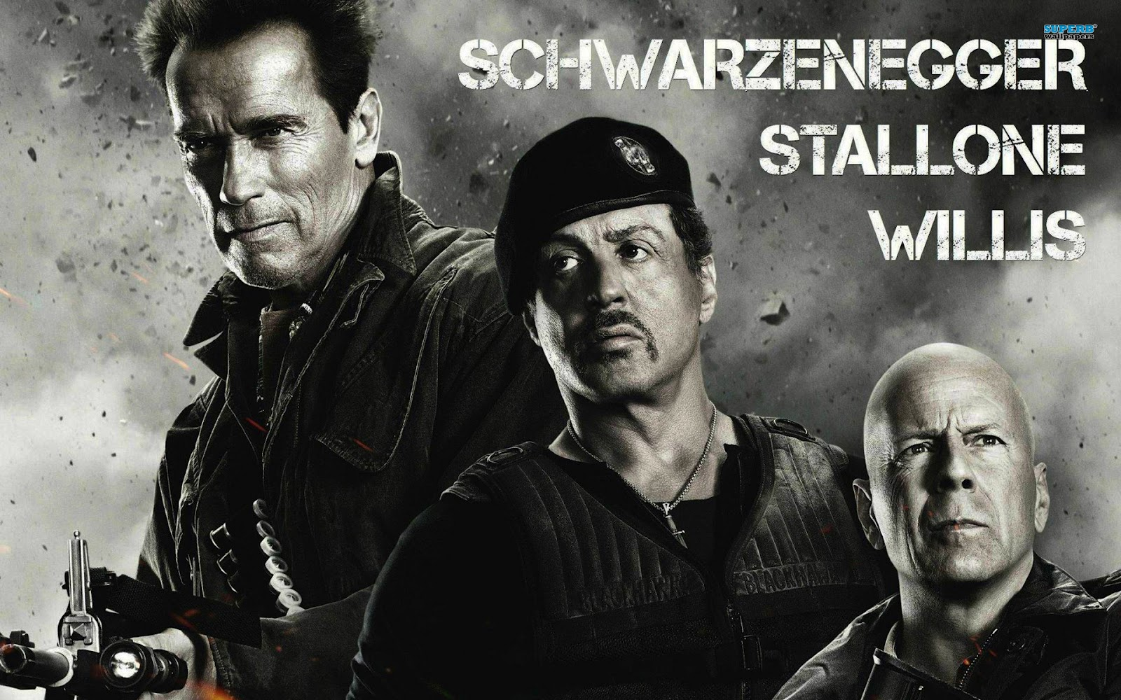 Sylvester Stallone In Expendables 2 Wallpapers: Wallpapers HD: Los Mercenarios 2 (24)Wallpapers HD The