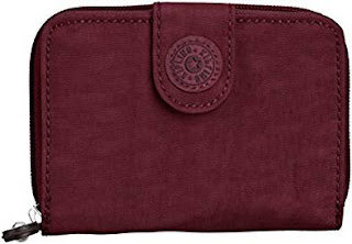 red wallet special christmast, Brand Kipling, Womens New Money, Crimson £13.99