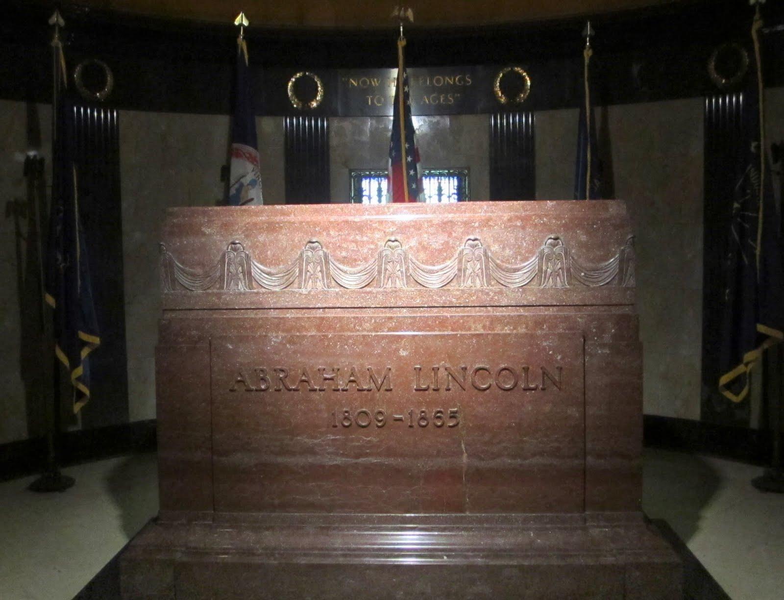 Hasty Pics Abraham Lincoln S Tomb Oak Ridge Cemetery