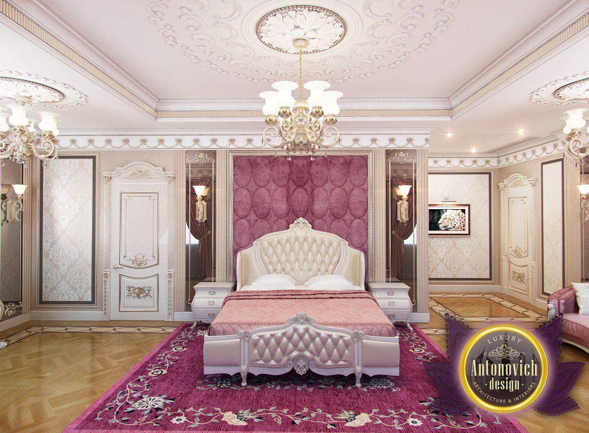 Luxury antonovich design uae girls room ideas by katrina for E interior design