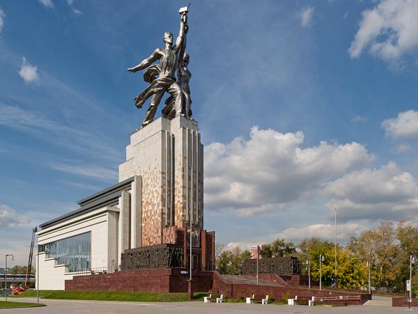 Centro Panruso de Exposiciones (Moscú - Rusia)