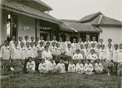 Wisma Balai Perguruan Putri Bandung