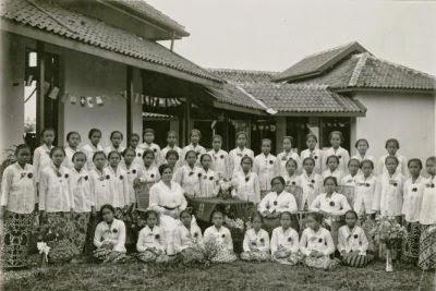 Sejarah Balai Perguruan Putri (Van Deventer school)