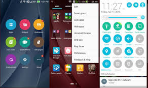 Asus Zen Ui Rom Screenshots