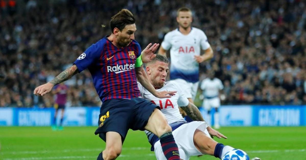 Image Result For Ver Tottenham Hotspur Vs Barcelona En Vivo A