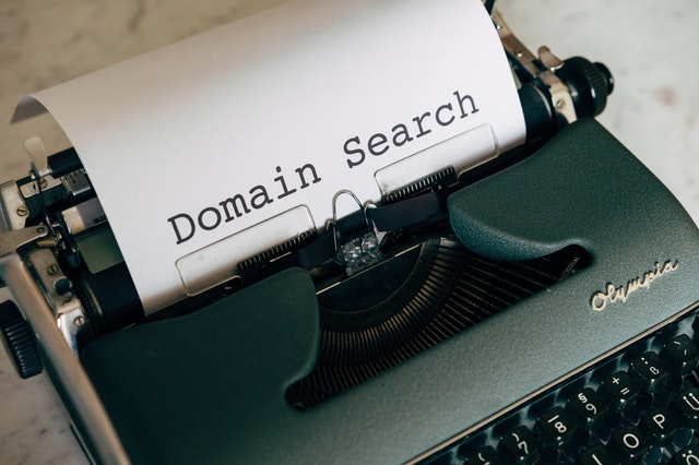 Domain name for professional websites