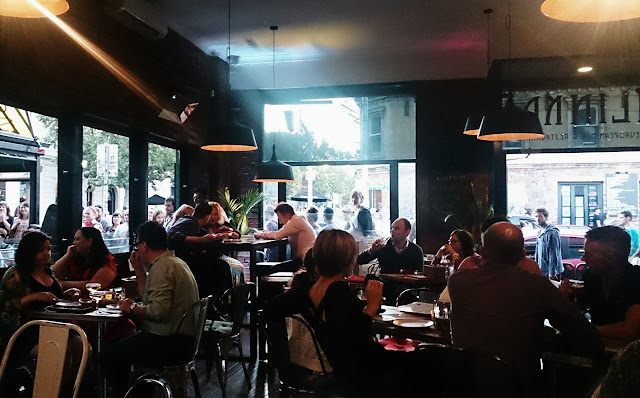 Palinka, Fitzroy, East European, bar, tapas