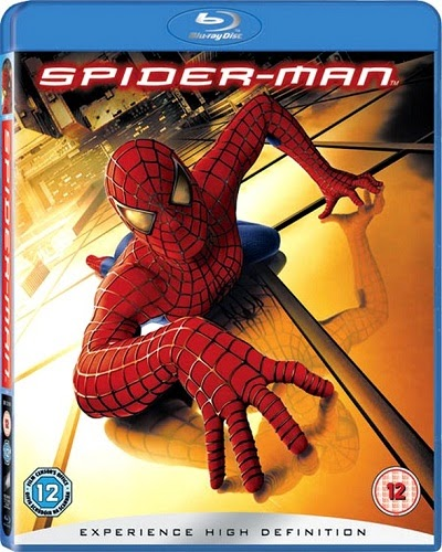 Spider Man 2002 Hindi Dubbed Dual Audio BRRip 300mb