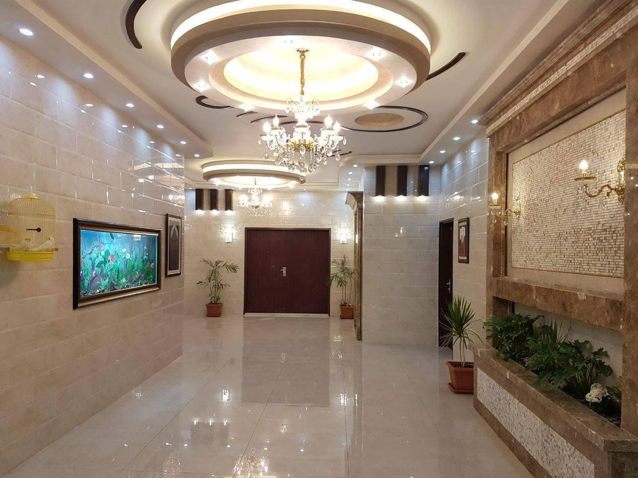 Residential building entrance lobby design decor units for Residential decorating