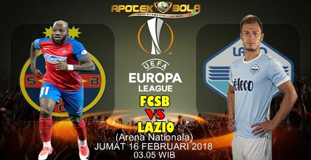 Prediksi FCSB vs Lazio 16 Februari 2018