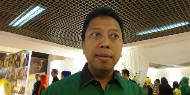 """Takut Ahok Jadi RI-2 di 2019, PPP Usul Amandemen UUD 1945 Kembalikan Frasa """"Presiden ialah Orang Indonesia Asli"""""""
