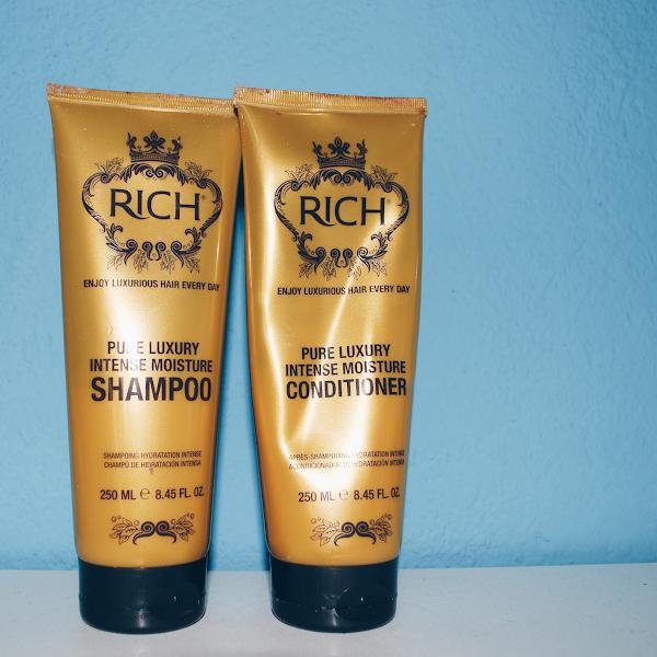 Rich šampoon ja palsam