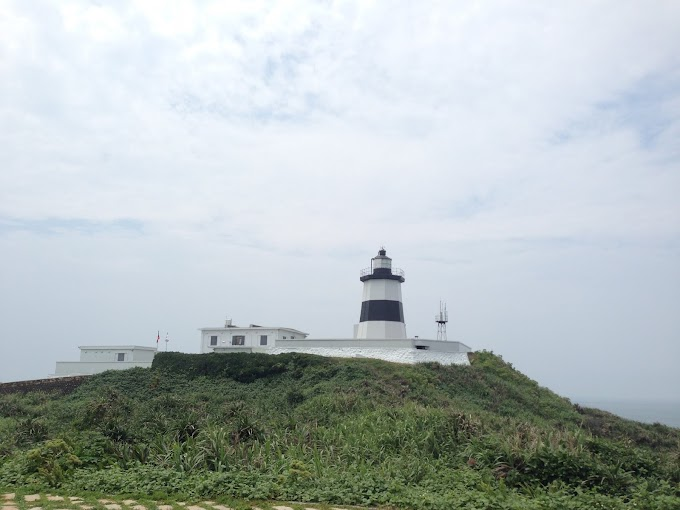 Taiwan,North Coast Tour Part.4 | Fugui Cape Lighthouse,Taiwan's Northernmost