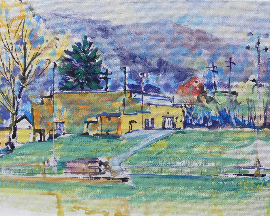 Susquehanna Valley Plein Air Painters: Painting My Spring