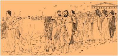 Χαλκεία ( Αρχαία εορτή των Αθηναίων)