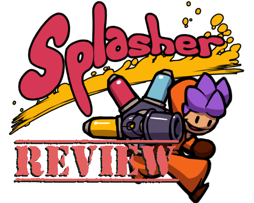 Splasher Nintendo Switch
