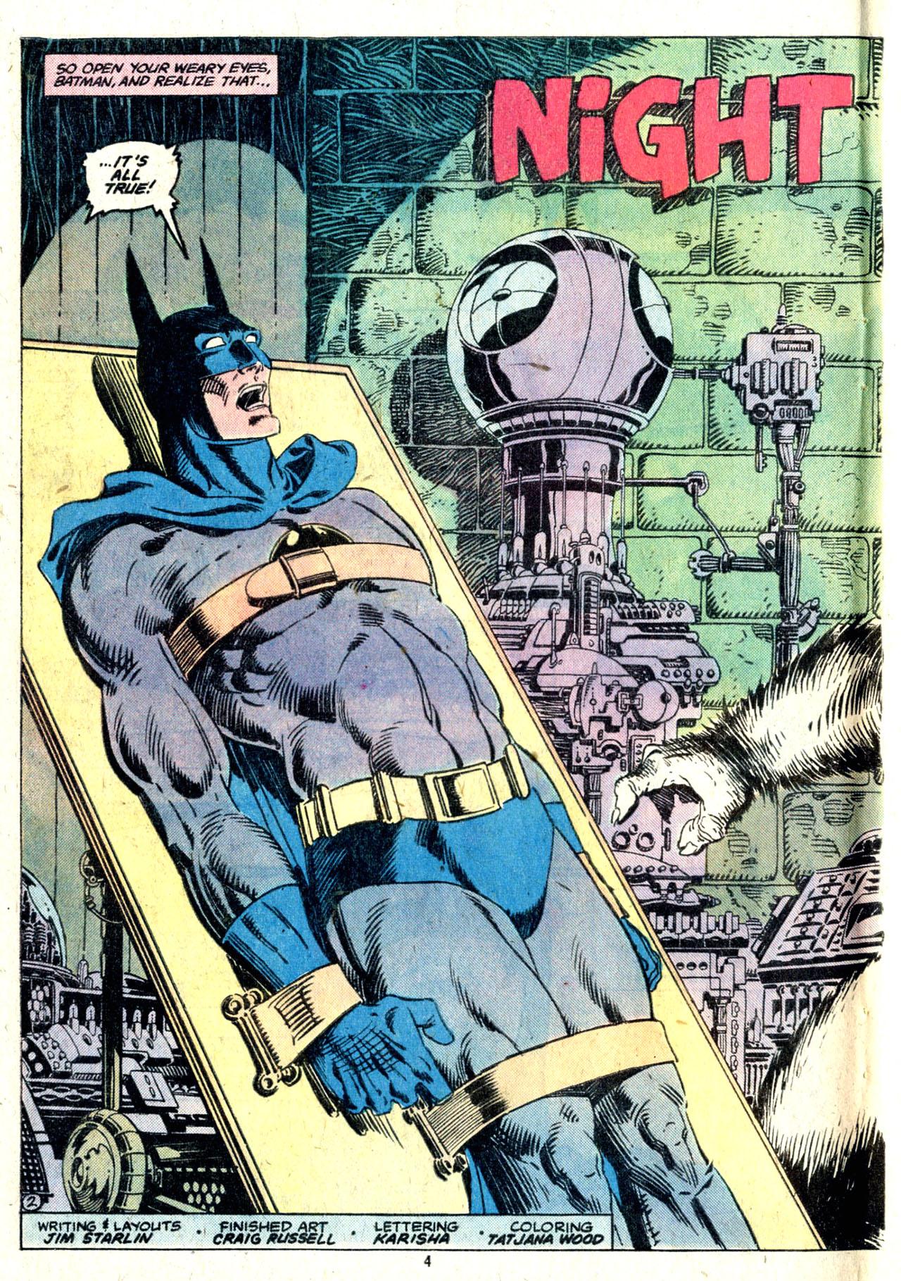 Detective Comics (1937) 482 Page 3