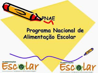 Resultado de imagem para Programa Nacional de Alimentação Escolar (Pnae) e do Programa Nacional de Apoio ao Transporte do Escolar (Pnate)