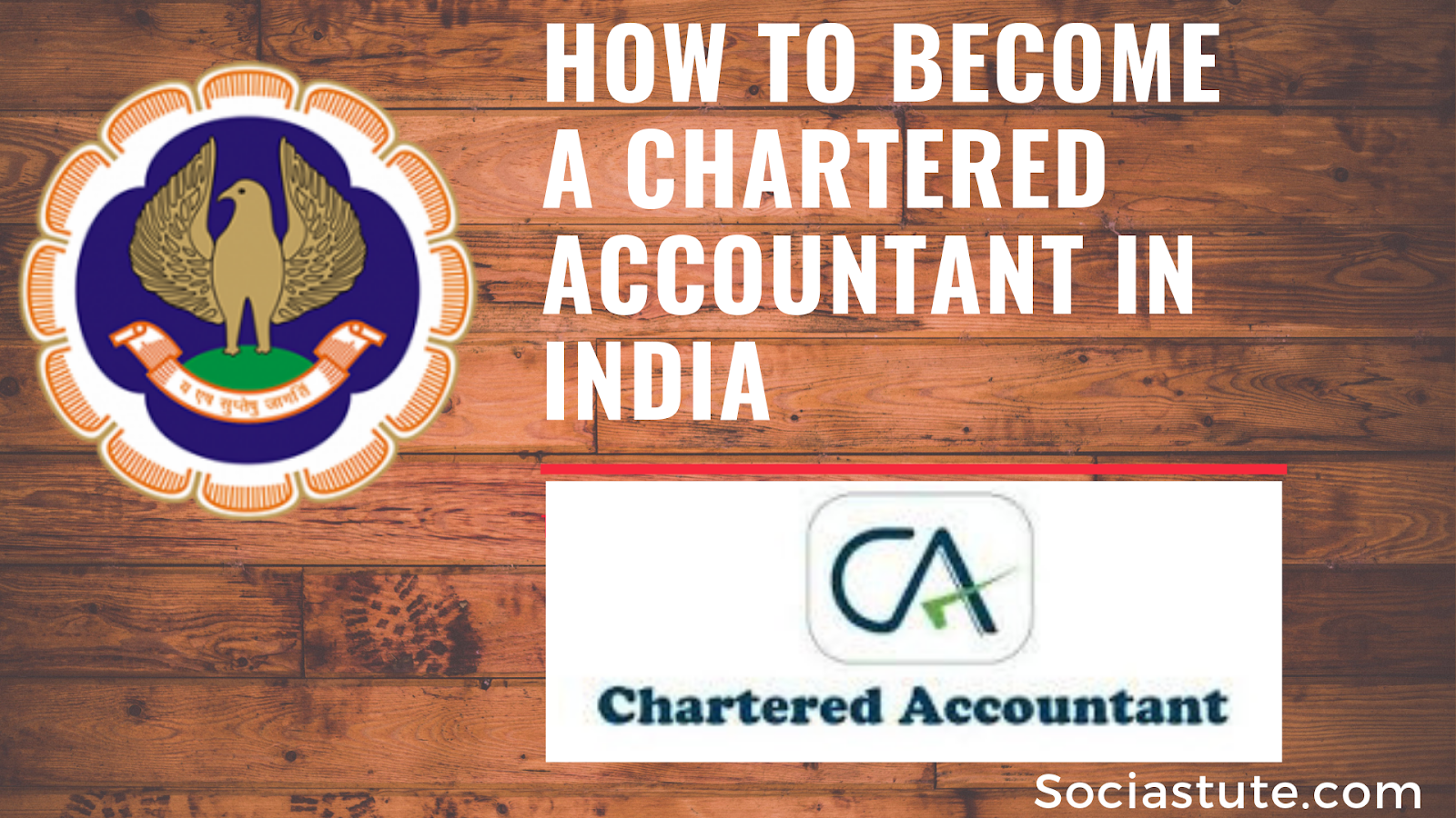 How To Become a CA (Chartered Accountant)