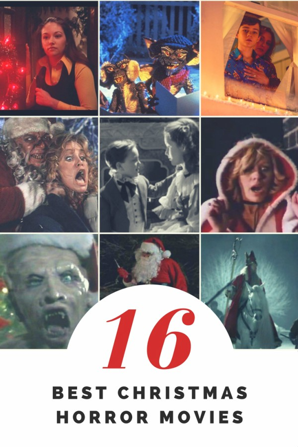 christmas horror movies